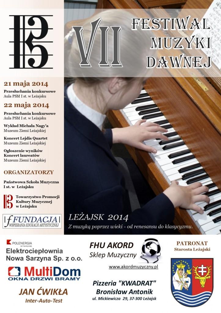 VII Festiwal Muzyki Dawnej